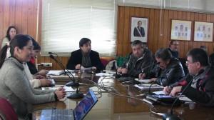 Servicios del Agro en Concejo Municipal 2