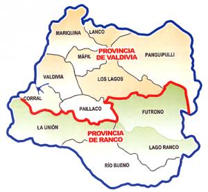 maparegiondelosrios